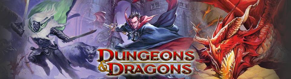 Dungeons & Dragons Drustvena igra