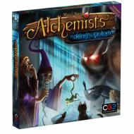Ekspanzija za društvenu igru Alchemists - Kings Golem kutija igre