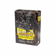 yugioh, prodaja, srbija, beograd, Yu-Gi-Oh! Dragon Shield - Black Matte
