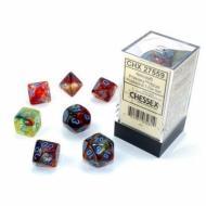 Dungeons & Dragons, FRP, Srbija, Prodaja Beograd, Kockice, Chessex Nebula - Primarywith Blue