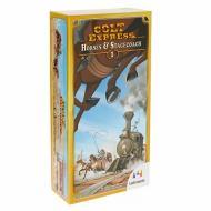 Drustvena igra, Beograd, Prodaja, Srbija, Colt Express: Horses & Stagecoach