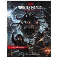 Drustvena igra, Beograd, Prodaja, Srbija, D&D: Monster Manual