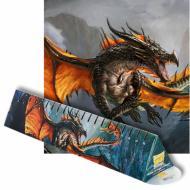 yugioh, prodaja, srbija, beograd, Yu-Gi-Oh! Dragon Shield Playmat - Amina