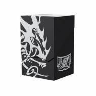 yugioh, prodaja, srbija, beograd, Yu-Gi-Oh! Dragon Shield Deck Shell - Black Black