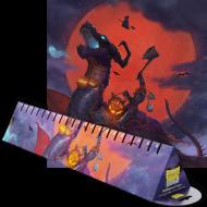 yugioh, prodaja, srbija, beograd, Yu-Gi-Oh! Dragon Shield Playmat - Haloween