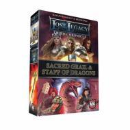 Drustvena igra Lost Legacy Third Chronicle - Sacred Grail & Staff of Dragons kutija
