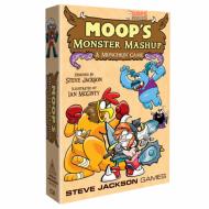 Drustvena igra, Beograd, Prodaja, Srbija, Moop's Monster Mashup - A Munchkin Game