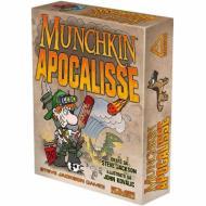 Drustvena igra , Beograd,Prodaja,Srbija, Munchkin Apocalypse