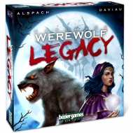 Drustvena igra, Beograd, Prodaja, Srbija, Ultimate Werewolf Legacy
