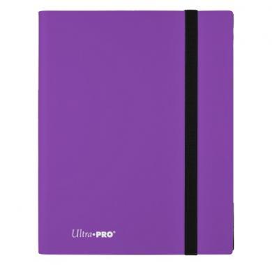 Yu-gi-oh, Prodaja,Srbija,Beograd 9-Pocket Eclipse Royal Purple PRO-Binder