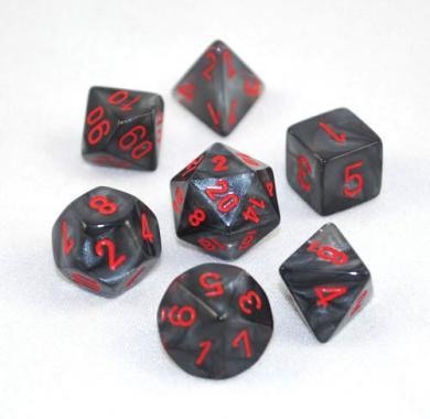 Drustvena igra, Beograd, Prodaja, Srbija, Chessex Velvet Black with Red