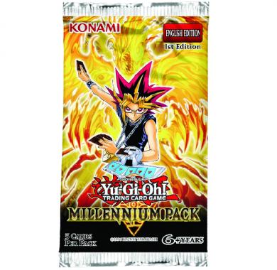 yugioh, prodaja, srbija, beograd, Yu-Gi-Oh! Millennium Pack