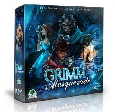 Drustvena igra, Beograd, Prodaja, Srbija,  The Grimm Masquerade