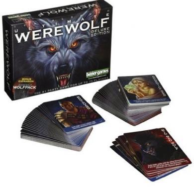Drustvena igra, Beograd, Prodaja, Srbija, Ultimate Werewolf Deluxe Edition