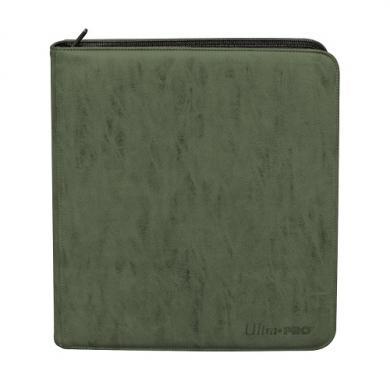 yugioh, prodaja, srbija, beograd, Yu-Gi-Oh! Ultra Pro Suede Emerald Premium Pro Binder