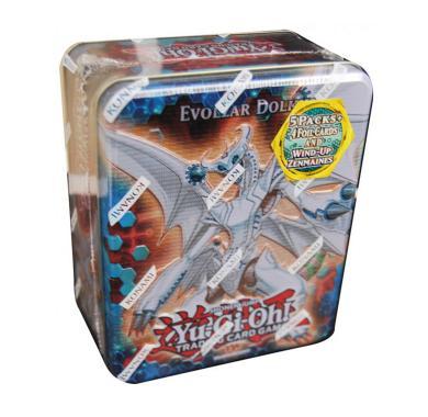 Yu-Gi-Oh! Beograd Evolzar Dolkka Collectible Tin